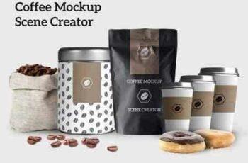 1801172 Coffee Mockup Scene Creator 2063849 2