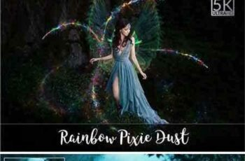 1801219 5K Rainbow Pixie Dust Overlays 2137738 6