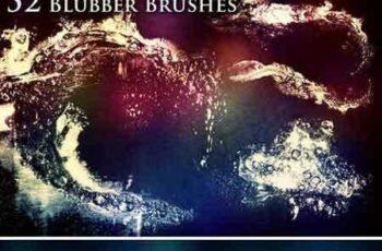 1801220 52 Blubber Brushes 1875975 2