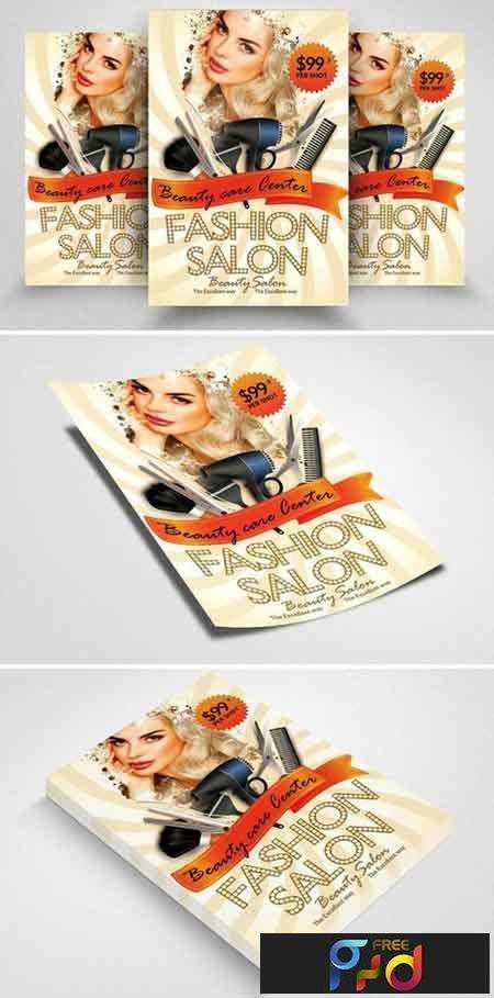 1801225 Hair Salon Flyer Template 2136447