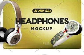 1801226 Headphones Monster Beats Mockup 2133955 3