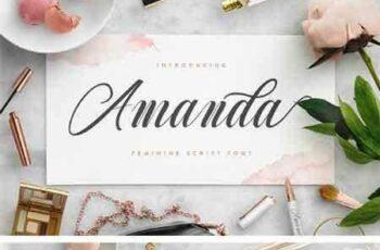 1801232 Amanda Font 1