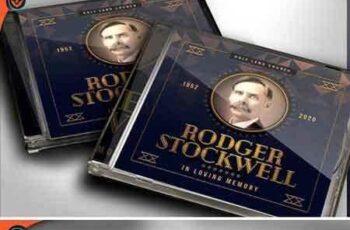 1801250 Art Deco Funeral CD DVD Artwork 2151950 8