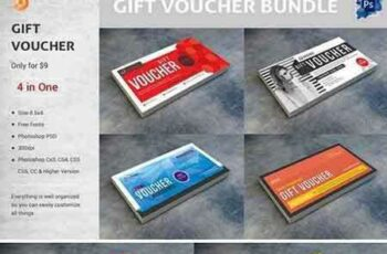 1801258 Gift Voucher Bundle 2154573 7