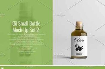 1801259 Oil Small Bottle Mock-Up Set.2 2153283 7