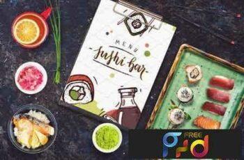 1801270 Sushi Bar Menu Mock-up #1 2103472 7