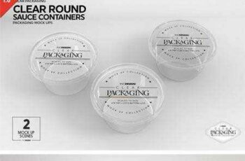 1801279 Clear Round Sauce Containers MockUp 2221803 5