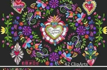 1802018 Mexican Hearts - Mexican Valentines 2167599 8