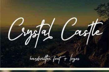 1802036 Crystal Castle Font + Logos 1913620 7