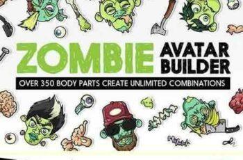 1802044 Zombie Avatar Builder 1915679