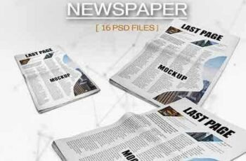 1802063 Newspaper Mockup 1914144 2