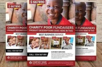 1802073 Charity Fundraisers Flyer 1787735 6