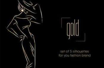 1802100 Fashion Silhouettes for Logo & Brand 2165141 6