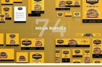 1802158 Mega Bundle Burger House 1963655 4