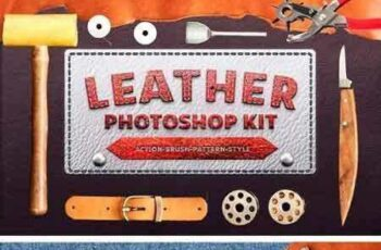 1802161 Photoshop Leather Kit 2200411 4