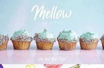 1802176 Mellow Brush Font Two Styles 2247475 8