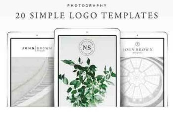 1802197 Simple Logo Templates 2176530 5