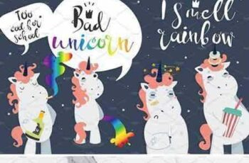 1802199 Very BAD Unicorn 2176196 2