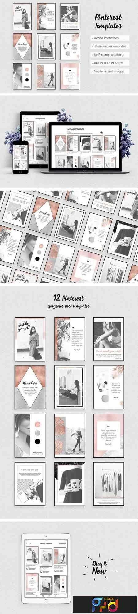 1802206 Pinterest Templates Rose Gold 2000348 1