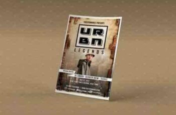 1802211 Urban Legends Flyer Template 1965028 3