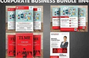 1802216 Corporate Business Bundle 4 2093024 2