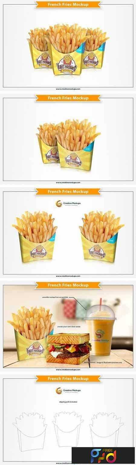 1802217 French Fries Mockup 2077001 1
