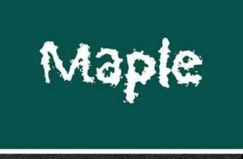 1802220 Maple Handwritten Font 2108938 2