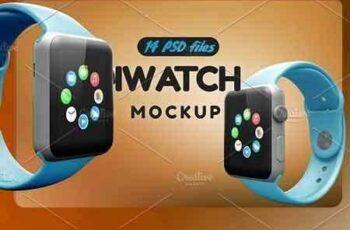 1802229 Apple iWatch MockUp 2017178 6