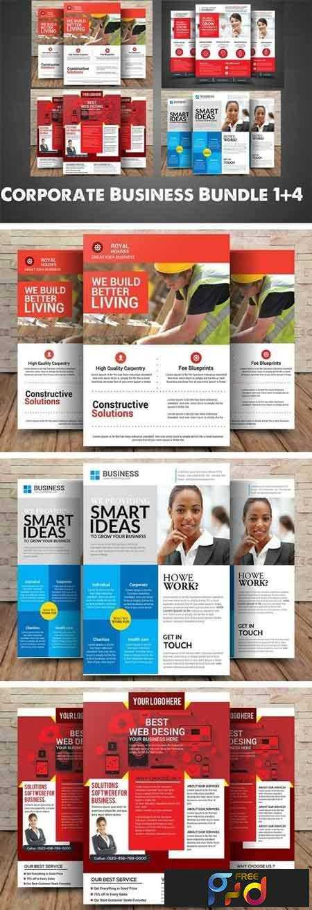 1802239 Corporate Business Bundle 4 2092978 1