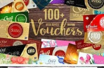 1802253 Vector Vouchers Bundle 2094842 3