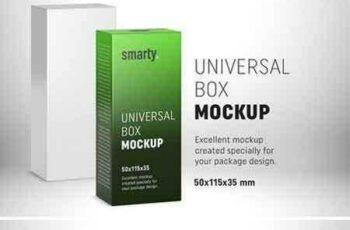 1802271 Box mockup - 50x115x35 mm 2153693 7