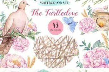 1802281 The Turtledove - Romantic Collection 2175481