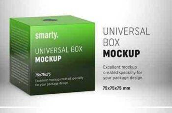 1802294 Box mockup - 75x75x75 mm 2153807 4