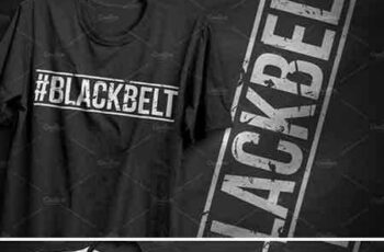 1802297 Blackbelt - T-Shirt Design 2 2186104 2