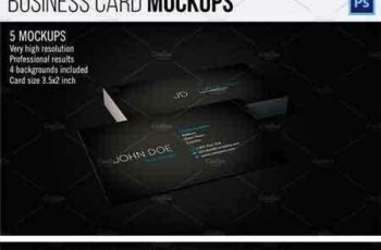 1803025 Business Card Mockup 2181562 4