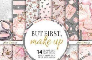 1803026 Makeup Digital Paper 2196242 6