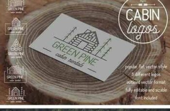1803028 Cabin Logos 2094582 4