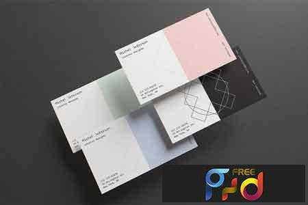 Modern Business Cards Template Free PSD Download - Download free business card templates