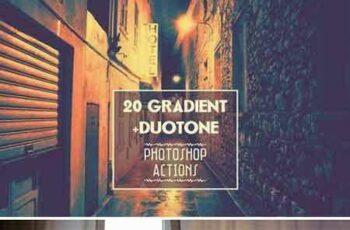 1803060 Gradient & duotone Photoshop actions 2204745 6
