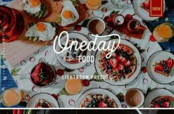 1803066 Oneday Food Lightroom presets 2229600 3