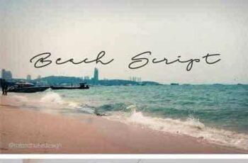 1803085 Beach Script 2271230 6