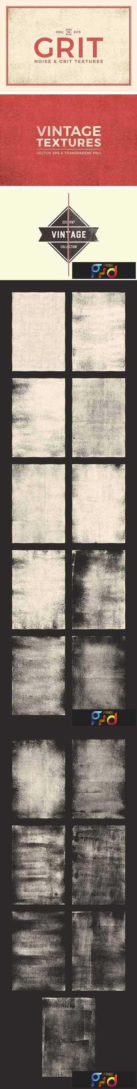 1803111 Noise & Grit Textures 1979164 - FreePSDvn