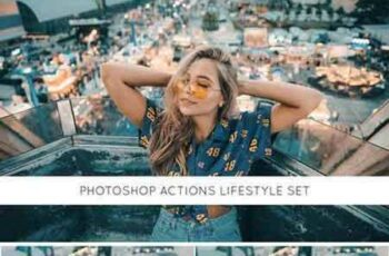 1803116 Photoshop actions lifestyle set 2256420 4