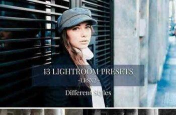 1803120 LRSX2 - 13 Unique Lightroom presets 2255443 3