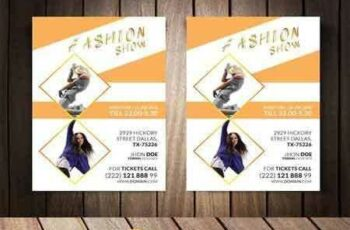 1803139 Fashion Show Flyer 2117729 2