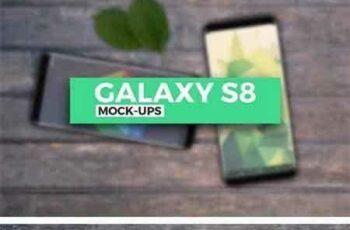 1803173 Samsung Galaxy S8 Mock-Ups 1999091 4