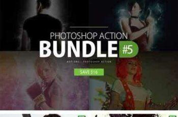 1803222 Photoshop Action Bundle #5 1521043 5