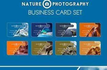 1803226 Nature Photography Business Card Set 2204748 4