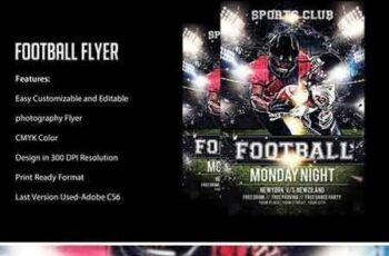 1803242 FOOT BALL Game XLIX Flyer Template 2233069 7