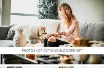 1803249 Photoshop Actions Blogger Set 2271726 6
